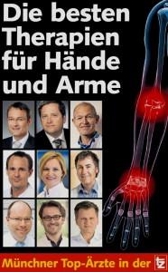 tz TopÄrzte Hand